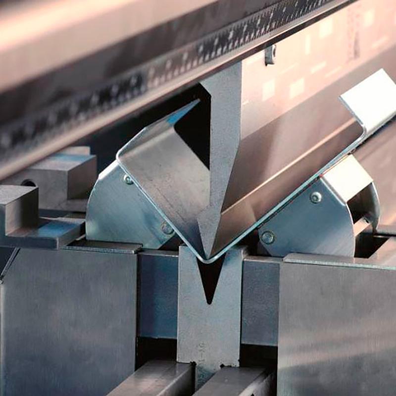 Гнуття металу